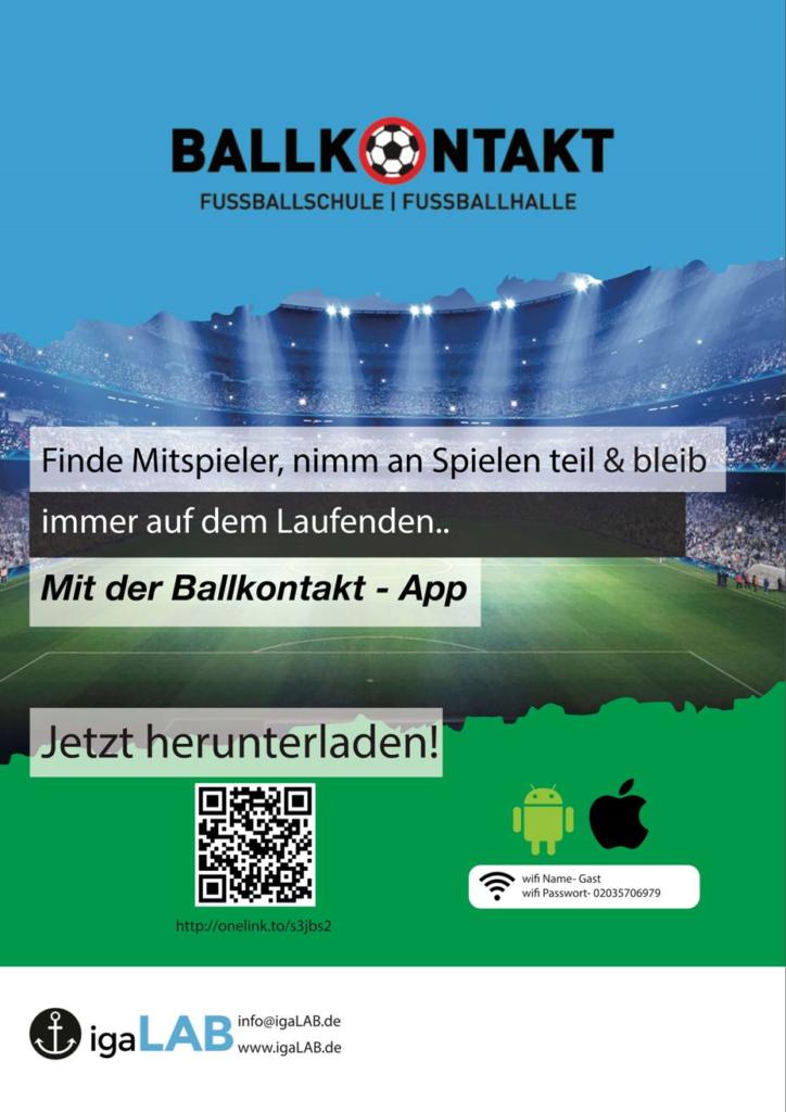 ballkontakt-app